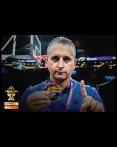 Poster Igor Kokoškov Eurobasket 2017