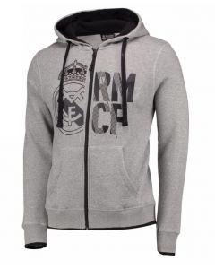 Real Madrid zip jopica s kapuco N°1