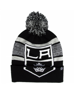 Los Angeles Kings Zephyr Mammoth Wintermütze