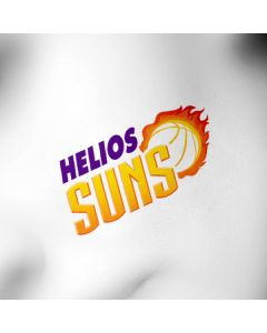 Helios Suns tattoo