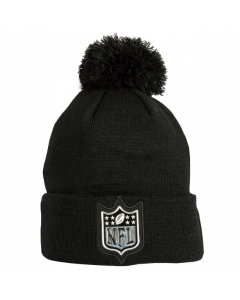 New Era Logo Shine Bobble Wintermütze NFL (11465514)