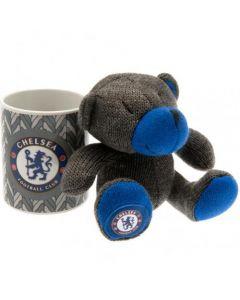 Chelsea set skodelica in medvedek