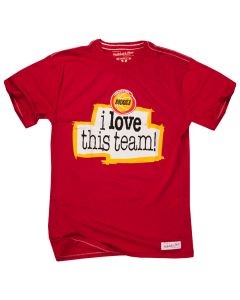 Houston Rockets Mitchell & Ness I love this team T-Shirt
