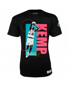 Shawn Kemp All Star 1996 Mitchell & Ness Photo Real T-Shirt