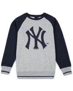 New York Yankees Majestic Athletic Raglan Crew pulover (MNY3778E2)