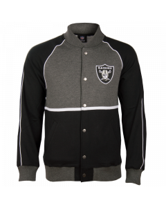Oakland Raiders Letterman Jacke