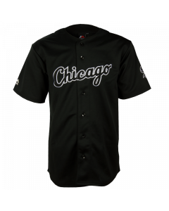 Chicago White Sox Majestic Athletic Replica Trikot (MCW2804DB)