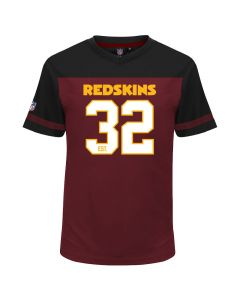 Washington Redskins Mesh V-Neck T-Shirt