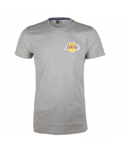 New Era Tip Off Chest N Back T-Shirt Los Angeles Lakers (11530745)