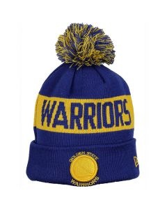 Golden State Warriors New Era Team Tonal zimska kapa (80524579)