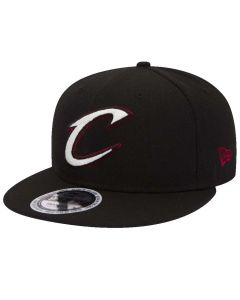 Cleveland Cavaliers New Era 9FIFTY Glow In The Dark Black kapa (80536348)