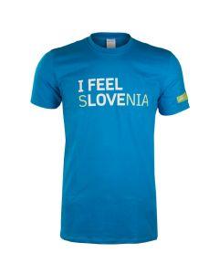 IFS muška majica plava