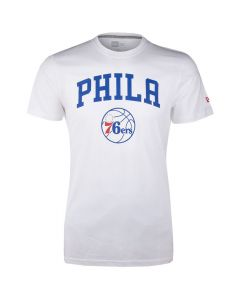 Philadelphia 76ers New Era Team Logo T-Shirt (11546141)