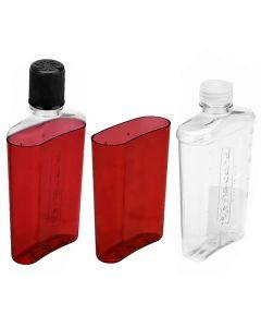 Nalgene flaška Flask 300ml (2181-0008 rdeča)