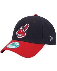 Cleveland Indians New Era 9FORTY The League Mütze (11126544)