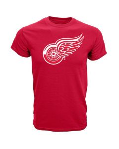 Detroit Red Wings Levelwear Core Logo T-Shirt