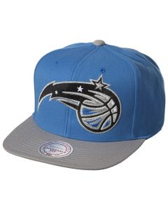 Orlando Magic Mitchell & Ness XL Logo 2 Tone kapa