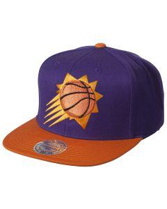 Phoenix Suns Mitchell & Ness XL Logo 2 Tone kapa