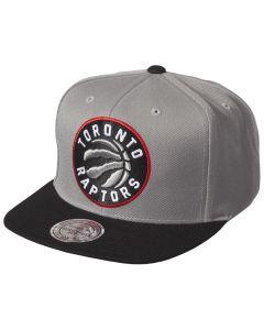 Toronto Raptors Mitchell & Ness XL Logo 2 Tone kačket