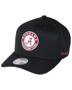Alabama Crimson Tide Mitchell & Ness Eazy 110 Flexfit kačket