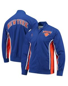 New York Knicks 1992 - 93 Mitchell & Ness Authentic Warm Up Jacke