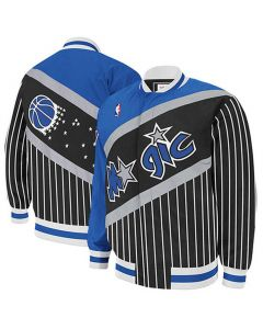 Orlando Magic 1996 - 97 Mitchell & Ness Authentic Warm Up Jacke