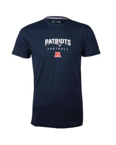 New England Patriots New Era Team Script majica (11517703)