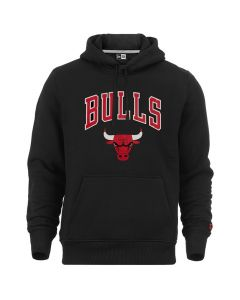 Chicago Bulls New Era Team Logo PO pulover sa kapuljačom (11530761)