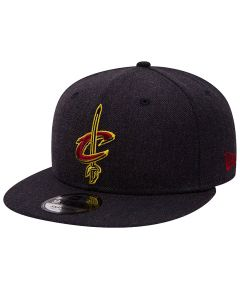 Cleveland Cavaliers New Era 9FIFTY Team Heather kapa (80536657)