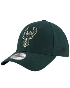 Milwaukee Bucks New Era 9FORTY The League Mütze (11405602)