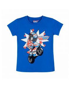 Andrea Dovizioso AD04 Kinder T-Shirt