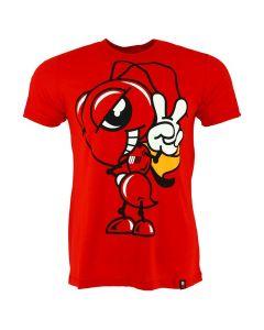 Marc Marquez MM93 Cartoon Ant T-Shirt