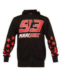 Marc Marquez MM93 Stars zip majica sa kapuljačom