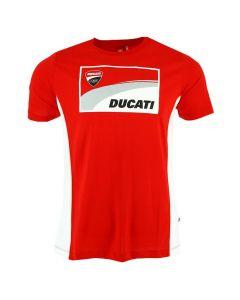 Ducati Corse Contrast Sides T-Shirt