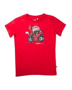 Ducati Corse Kinder T-Shirt