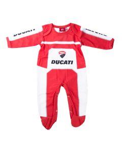 Ducati Corse Kinder Pyjama Strampler