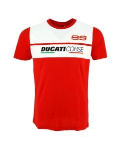 Jorge Lorenzo JL99 Ducati Corse majica