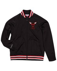 Chicago Bulls Mitchell & Ness Top Prospect Track Jacke