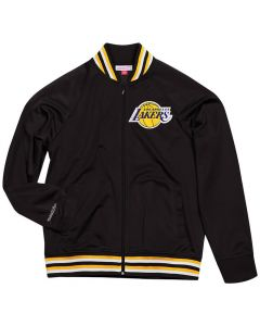 Los Angeles Lakers Mitchell & Ness Top Prospect Track Jacke