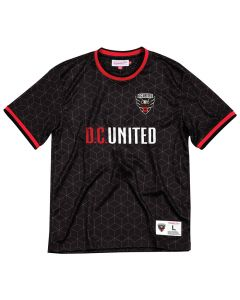 D.C. United Mitchell & Ness Equaliser Top T-Shirt
