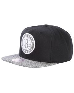 Brooklyn Nets Mitchell & Ness Woven TC kapa