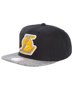 Los Angeles Lakers Mitchell & Ness Woven TC Mütze