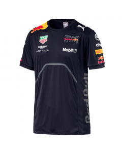 Aston Martin Red Bull Racing Puma Team Replica T-Shirt (170781063-502)