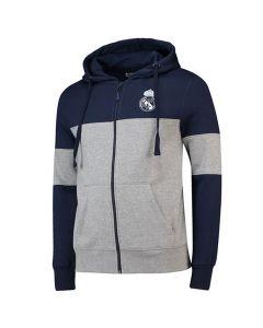 Real Madrid zip jopica s kapuco N°4