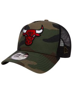 Chicago Bulls New Era Core Trucker kapa (11591779)