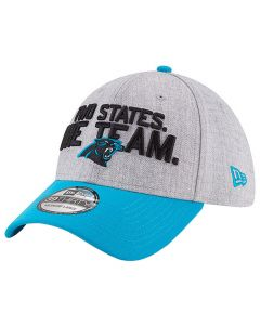Carolina Panthers New Era 9FIFTY Draft On-Stage kapa (11595913)