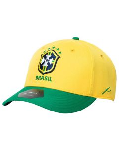 Brasilien Fan Ink Core Mütze