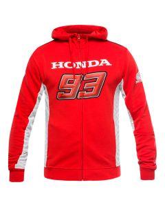 Marc Marquez MM93 Honda Kapuzenjacke