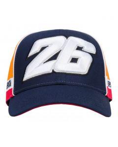 Dani Pedrosa DP26 Repsol Mütze