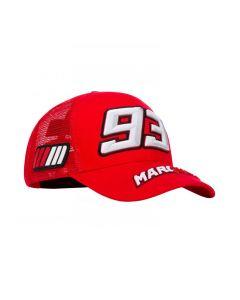 Marc Marquez MM93 Trucker Kinder Mütze